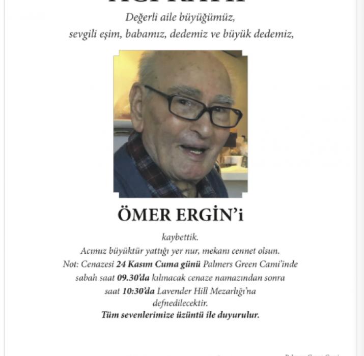 Ömer Ergin