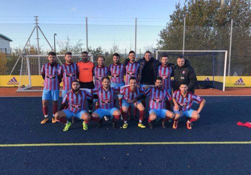 Trabzonspor esti, geçti: 7-0
