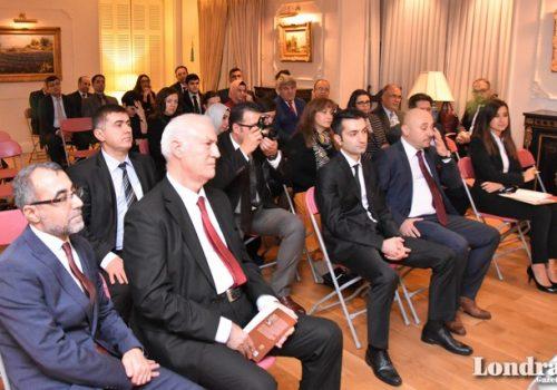 Başkonsolos Ergin öğretmenleri ağırladı (Videolu haber)