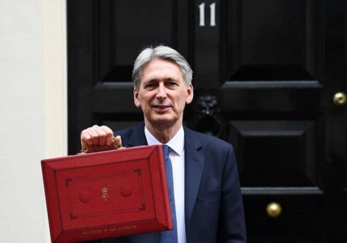 Philip Hammond's pre-Budget interviews overshadowed by gaffe