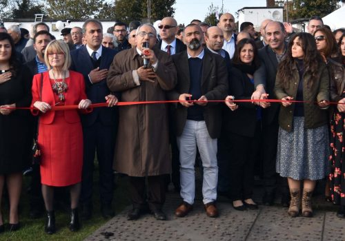 British Alevi Federation new headquarters
