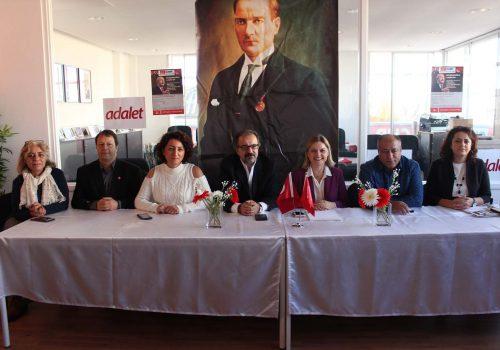 Böke, visits CHP England Representation centre