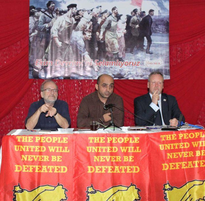 'Day-Mer' hosted October Revolution panel