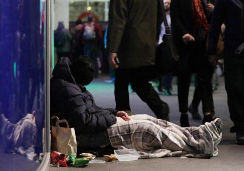 Haringey ve Enfield'de 'evsiz' sayısı artıyor