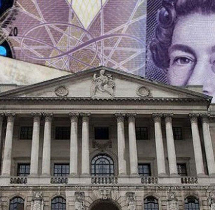 İngiltere Merkez Bankası faiz oranını aynı tuttu