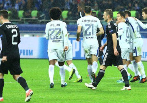 Karabağ – Chelsea: 0-4