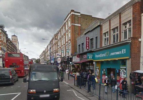 Sokaktaki kavgada bir genç yaralandı