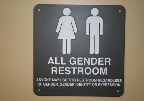 'Cinsiyetsiz' tuvaletler için harekete geçiliyor