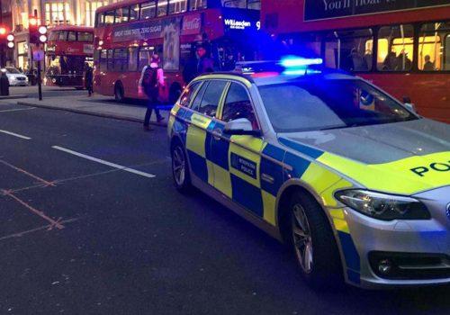 Londra'da paniğe neden olan 2 kişi serbest bırakıldı