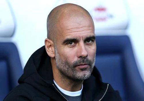 Premier League'de ayın teknik direktörü Guardiola