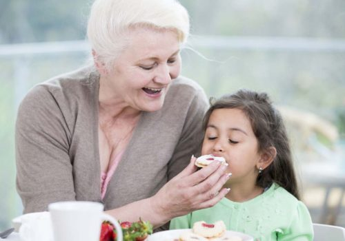 Grandparents 'may pose cancer risk' to children, scientists warn