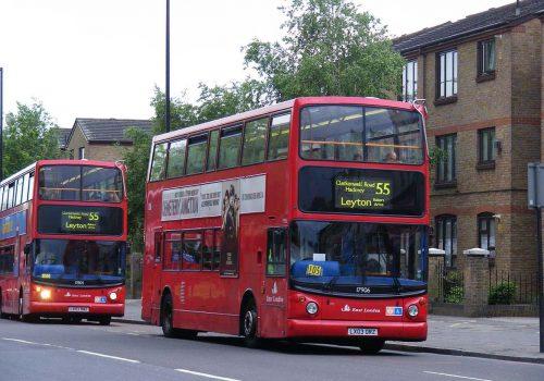 Londra'daki otobüslerde işlenen suçlarda düşme oldu