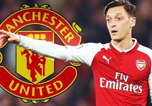 Manchester United'dan Mesut Özil harekatı