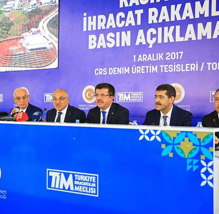 Turkey's 11-month exports hit over $142 billion as automotive exports rise