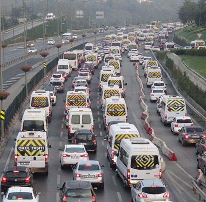 Over 22 million cars, trucks on Turkish: DATA
