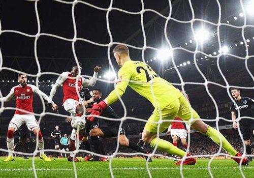 Arsenal – West Ham United: 1-0