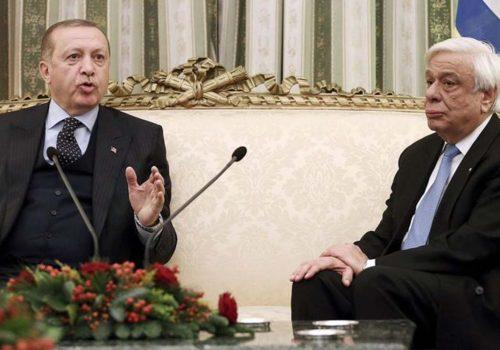 İngiliz basınında Erdoğan'ın gergin başlayan Yunanistan ziyareti