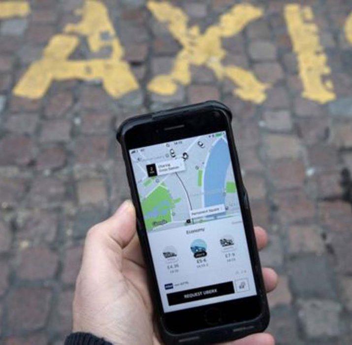 Uber artık Avrupa'da resmi olarak bir taksi şirketi