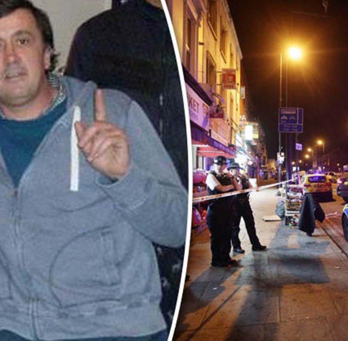 Londra'daki İslamofobik terör saldırısı