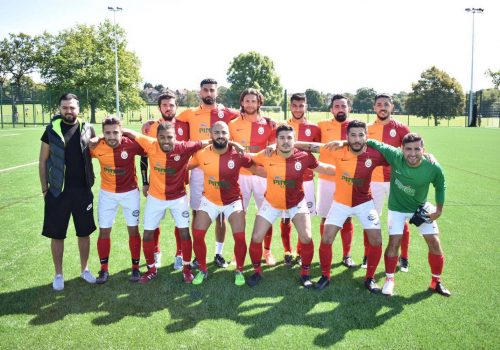 GS FC kilidi geç kırdı: 3-1