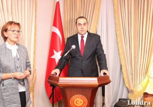 Başkonsolos Ergin, 2017 yılını değerlendirdi