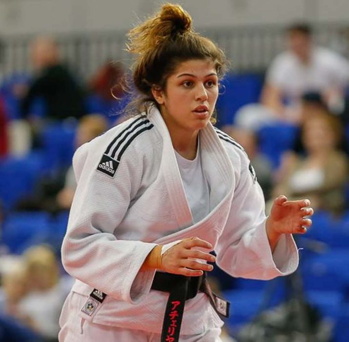 Judo'daki madalya avcımız