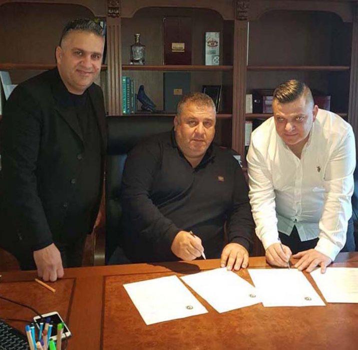 Kıbrıs'tan TTFF'e muhteşem destek