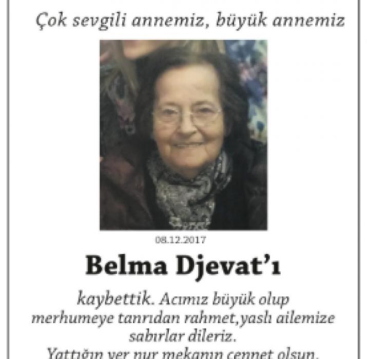 Belma Djevat