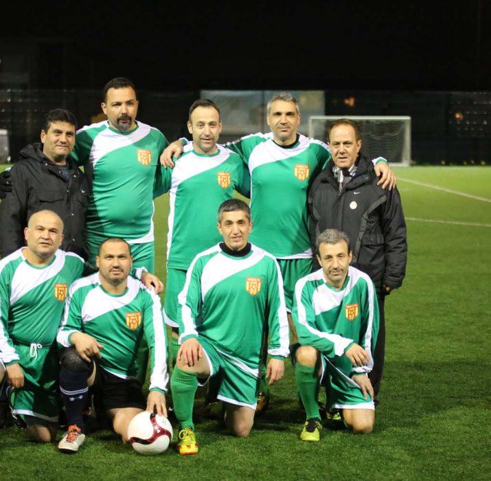 Veteran Kupası maçları başladı