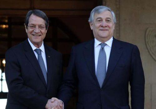 Tajani: Türk işgali'nin sona ermesini destekliyoruz