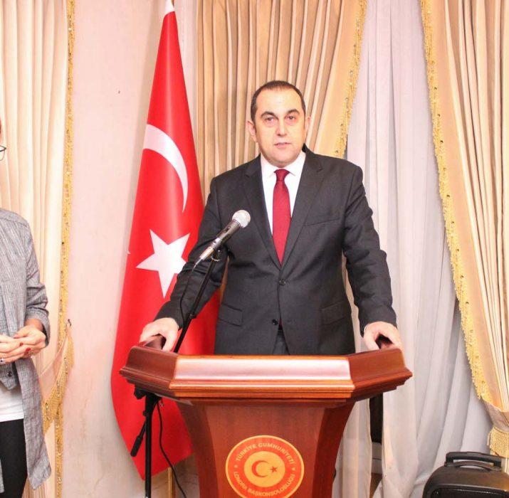 Consul General Ergin on 2017