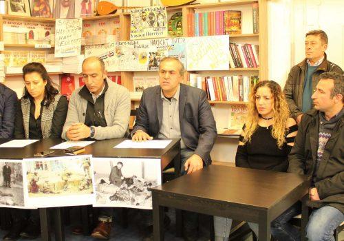 Maraş Massacre's 39th anniversary was commemorated in London