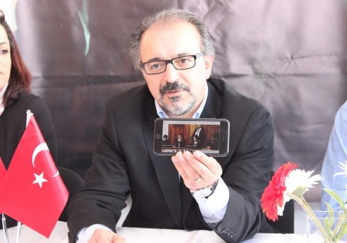 CHP Dikme responded to allegations made against him