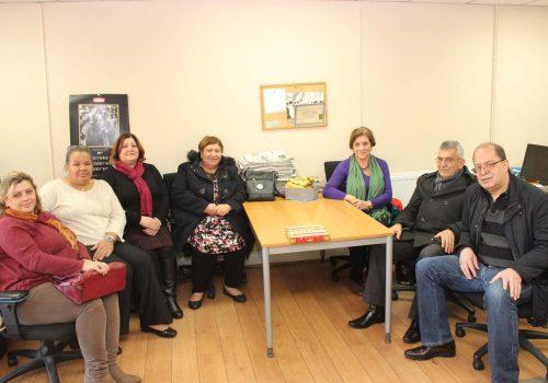 Limasollular's New Year visit