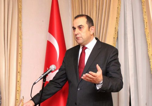 Statement on 'Ankara Agreement' from Consul General