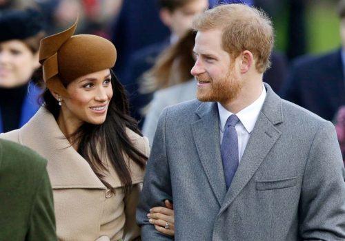 Meghan Markle joins Royal family for Christmas