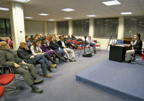 Town and Civilization Seminars took place for its third time