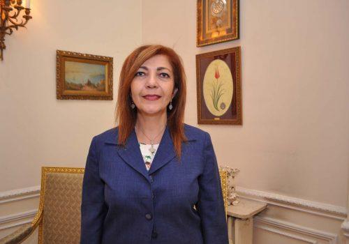 New Year's message from Zehra Başaran