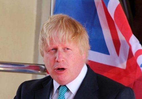 İngiltere Dışişleri Bakanı Johnson İran'da
