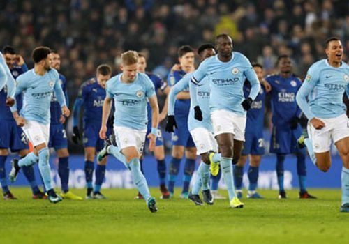 Leicester City – Manchester City: 4-5