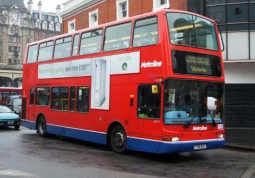 Londra'da belediye otobüslerinin yeni yakıt kaynağı: Kahve
