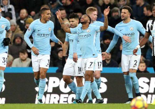 Manchester City, galibiyet serisini 18 maça çıkardı