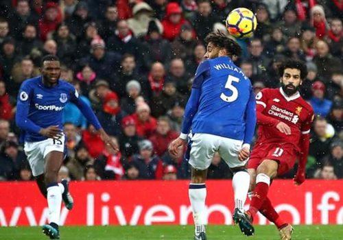 Liverpool ile Everton yenişemedi: 1-1