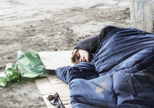 İngiltere'de evsizlik 'ulusal kriz' haline geldi