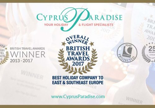 Britanya'nın Oscar'ı bu yıl da Cyprus Paradise ve Cyprus Premier'in