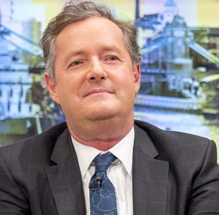 Ünlü İngiliz sunucu Piers Morgan koronavirüse yakalandı