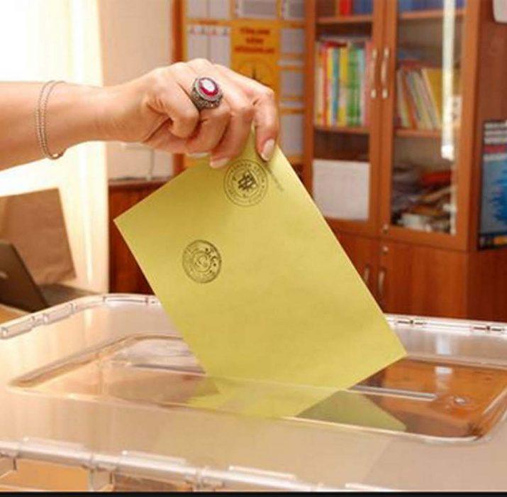 Kuzey Kıbrıs'ta seçim için süreç işliyor