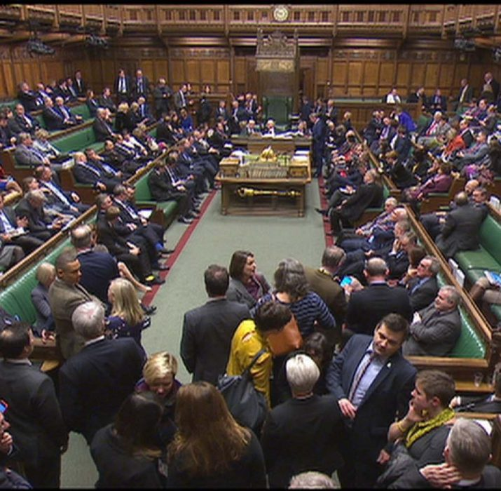 200 MPs call for May to rule out no-deal