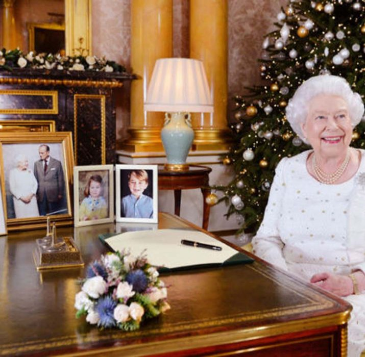 Queen's tribute to terror and Grenfell victims