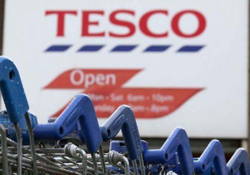 İngiltere'de Tesco kasasız marketini hizmete açtı